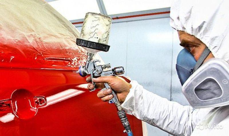 Кузовной ремонт ауди