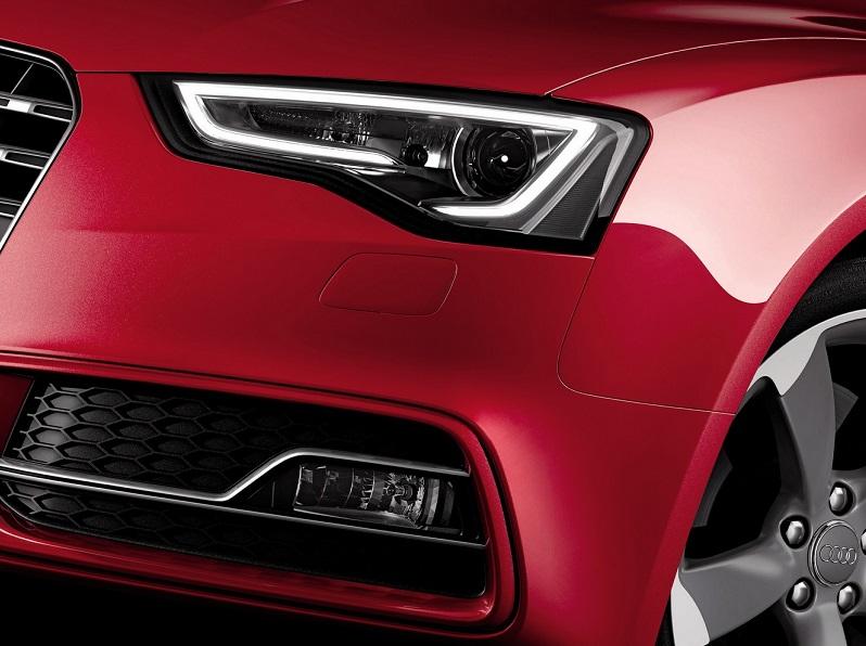 Техническое обслуживание автомобиля Ауди S5
