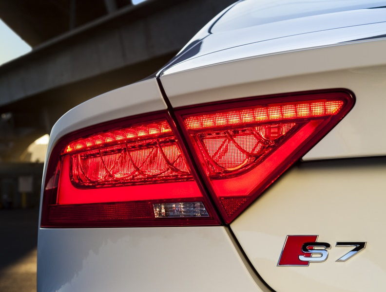 Диагностика автомобиля Ауди S7