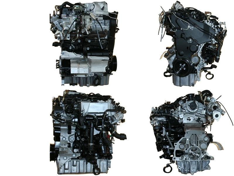 Ремонт двигателя Ауди Q3