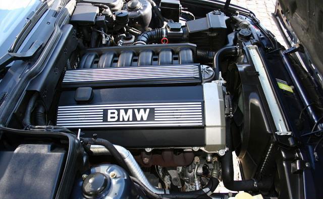 Ремонт двигателей БМВ