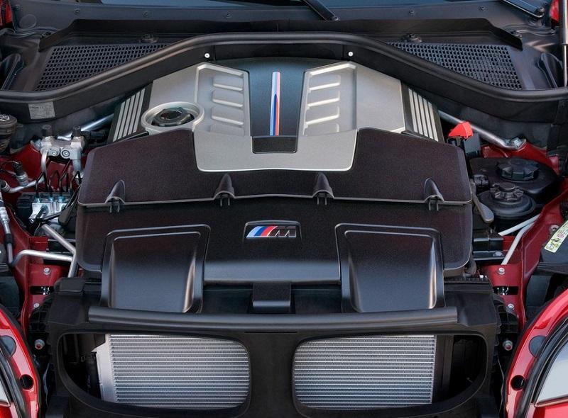Ремонт двигателя БМВ Х6В