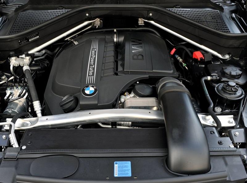 Ремонт двигателей БМВ Х5