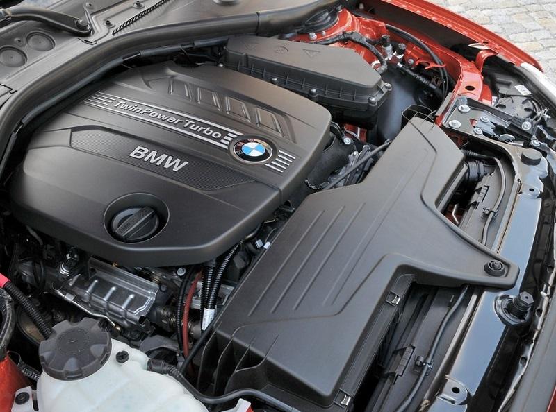 Ремонт двигателей БМВ 1 серии