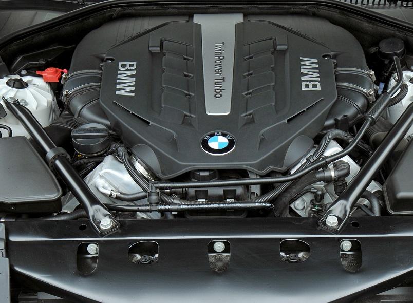 Ремонт двигателей БМВ 7 серии