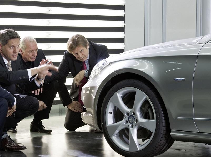 Диагностика автомобилей Мерседес CLS