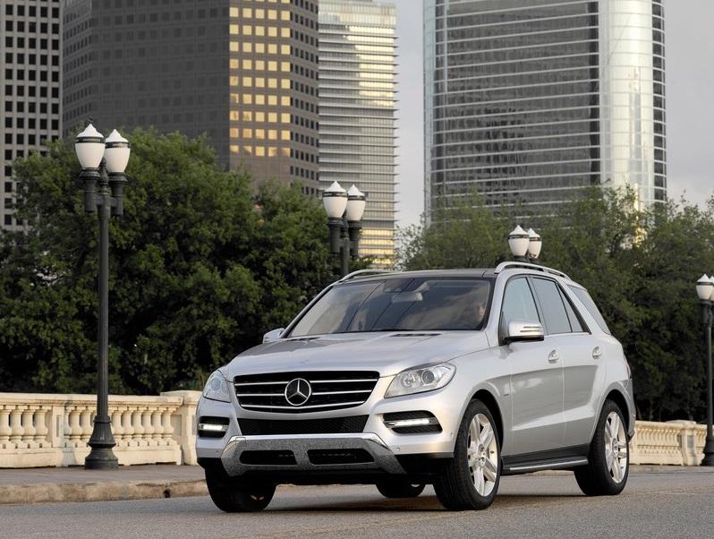 Ремонт и обслуживание автомобилей Мерседес ML