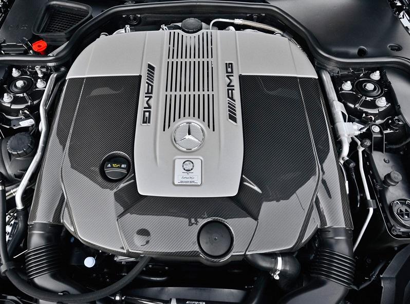 Техническое обслуживание автомобилей Мерседес SL