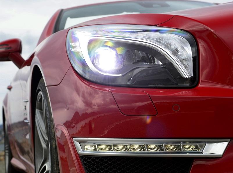 Ремонт и обслуживание автомобилей Мерседес SL