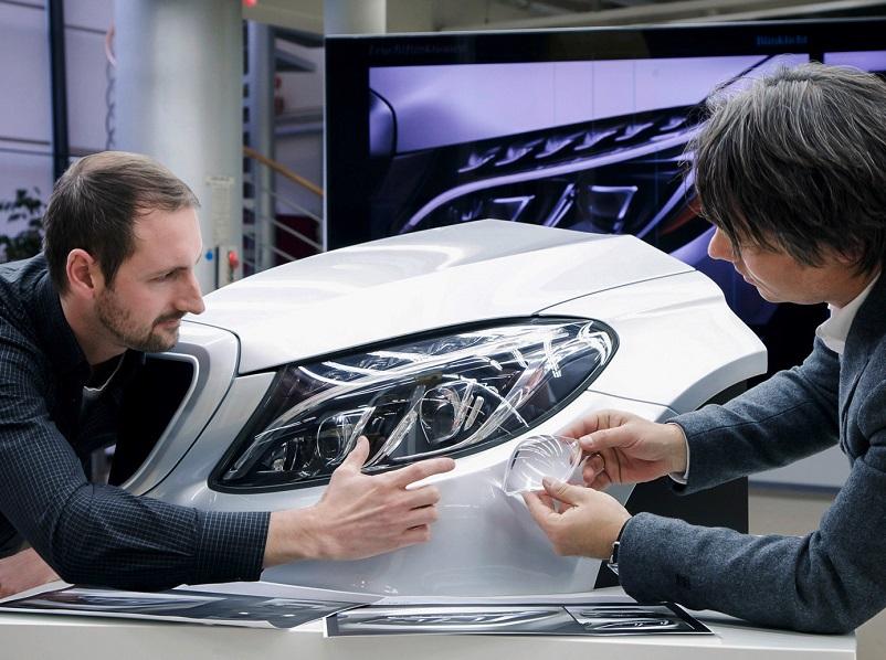 Ремонт и обслуживание автомобилей Мерседес С-класса