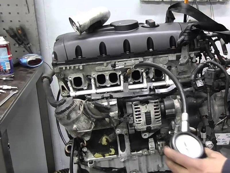 Ремонт двигателя Фольксваген Транспортер