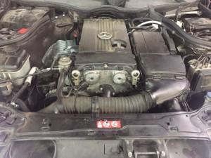 Клиент обратился на СТОА с жалобой: автомобиль Мерседес Бенц С180 заглох на ходу. В результате диагностики выявлено : проскочила цепь ГРМ.